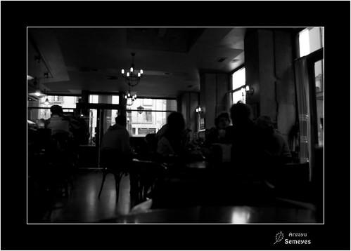 Café Pasaje by Argayu