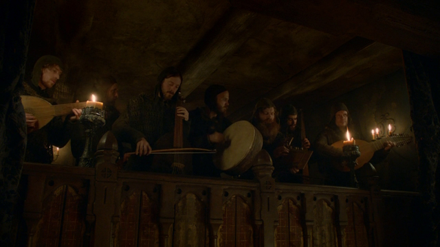 Red Wedding Murder Band