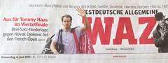 WAZ Bochum (06.06.2013)