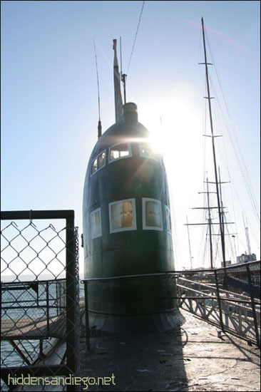 b-39 sumbarine san diego