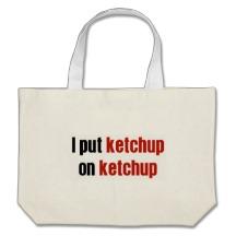 ketchup bag