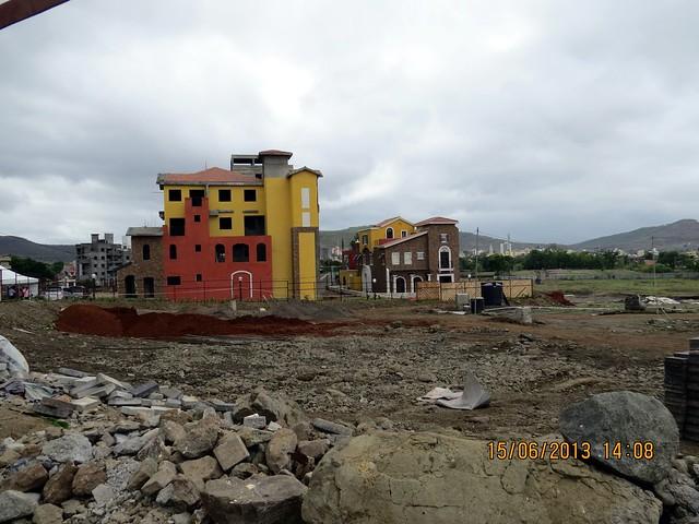 Show Townhouse & Villa - Visit Westernhills, Villas & Townhouses at Sus - Baner Pune
