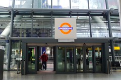 Picture of Heathrow Terminal 5 Station