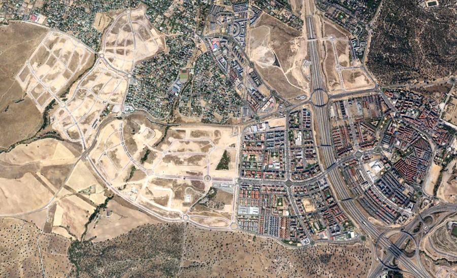 Boadilla del Monte, Madrid, Boabdil el Grande, después, urbanismo, planeamiento, urbano, desastre, urbanístico, construcción, rotondas, carretera