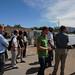 Solar Decathlon Team Visits Sandia National Labratory