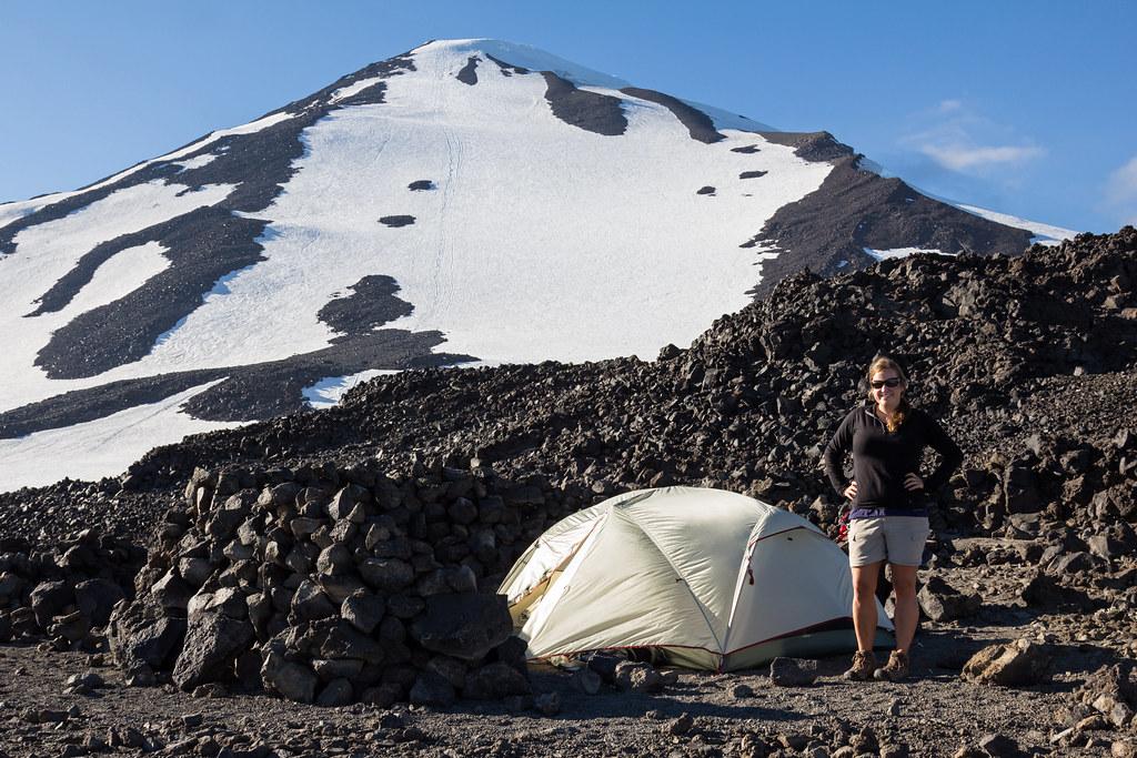 Excellent campsite
