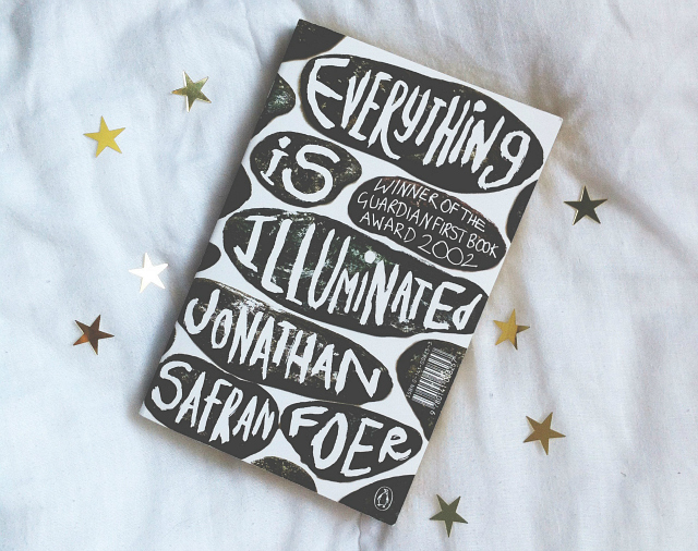 3 lifestyle blog uk vivatramp book review everything is illuminated