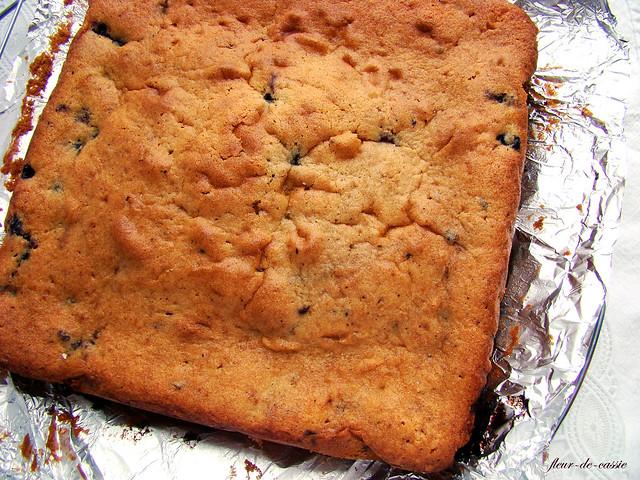 черничный пирог с коричневым сахаром 3