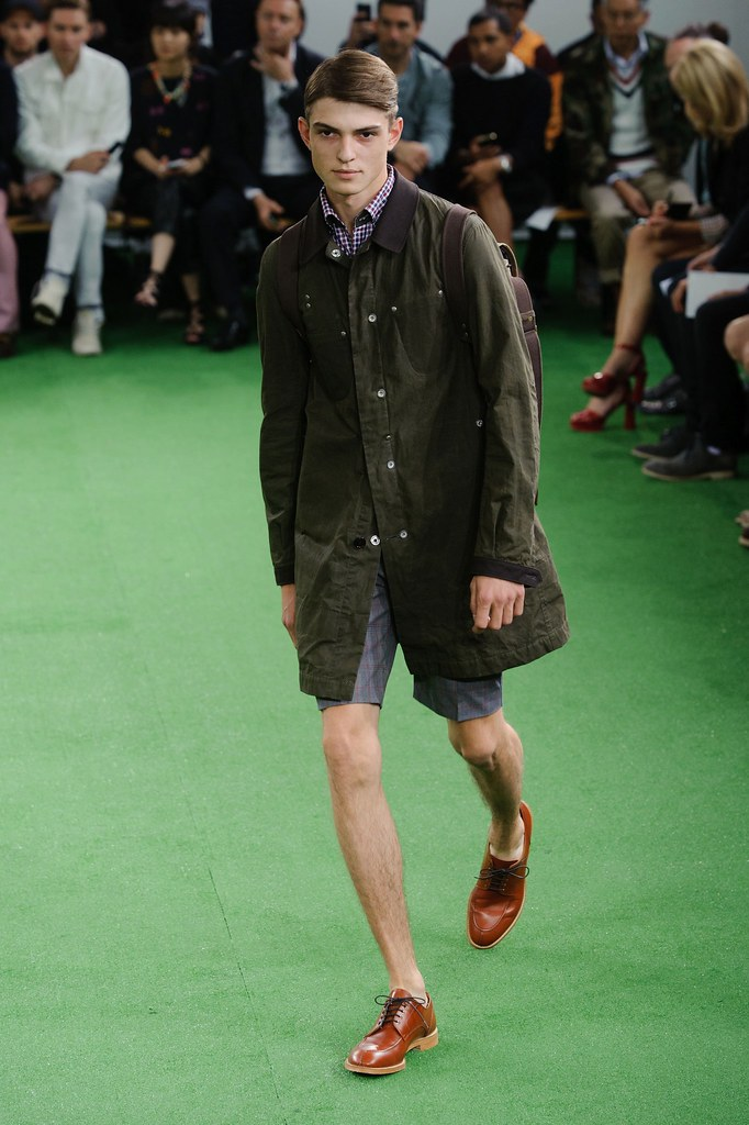SS14 Paris Junya Watanabe008_Guerrino Santulliana(fashionising.com)