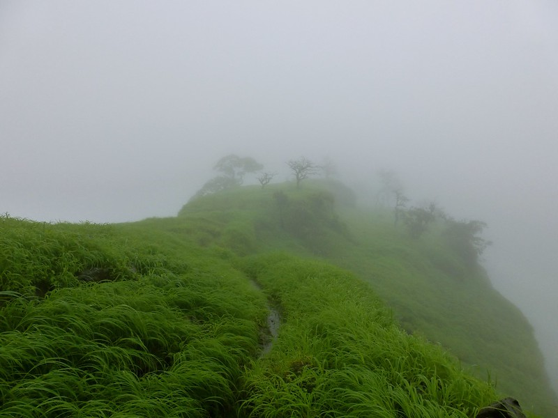 Kangorigad / Mangalgad Trek - At the fort