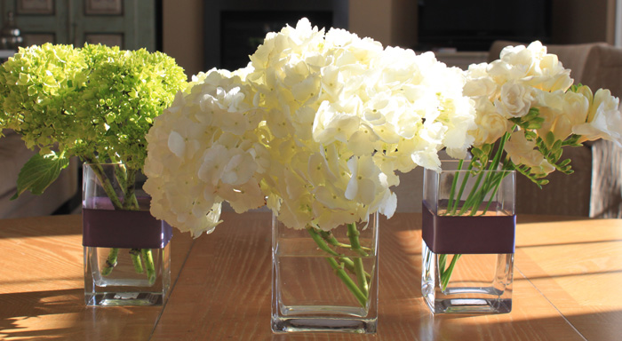 top tips for using fresh flowers