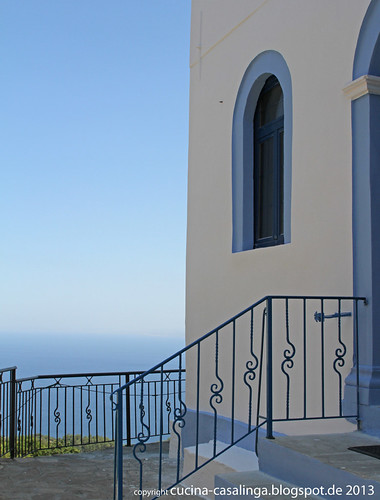 Samos Manolates Kirche