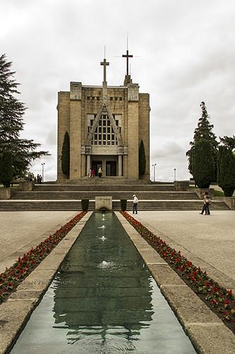 # 318 – 13 – Santuário da Penha - Guimarães – Braga - Portugal
