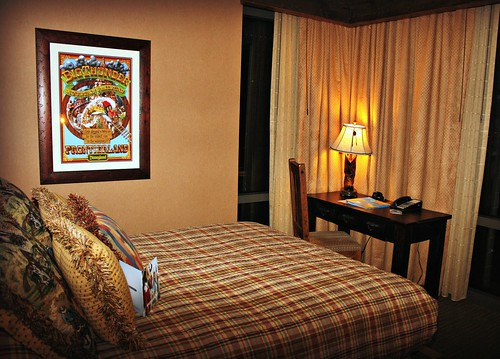 Big Thunder Suite guest bedrom