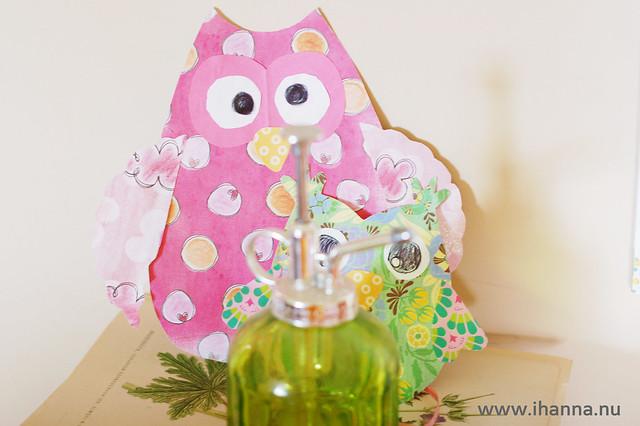 Polka Dot Owl