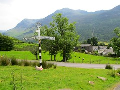 Buttermere village