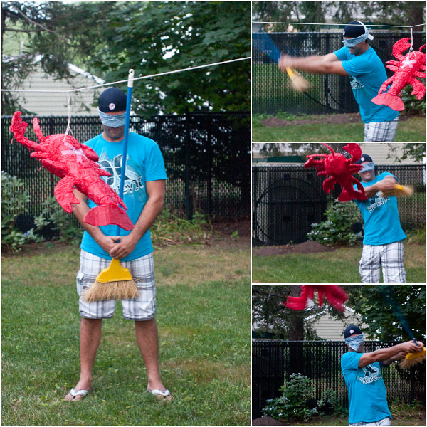Lobster Pinata