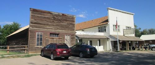 Storefront Block (Big Horn, Wyoming)