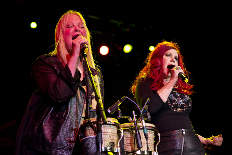 The B-52s at the O2 Academy, Birmingham, UK - 15th August 2012