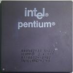 05 Intel Pentium 133MHz CPGA 1993