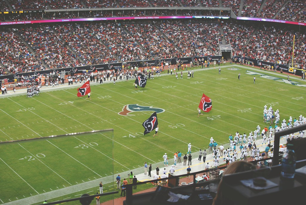 Texans vs. Dolphins.