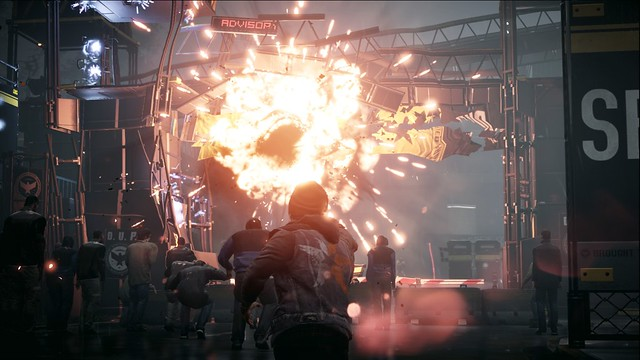 Infamous Second Son, Gamescom, 01