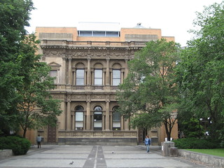 Old Commerce Building, University of Melbourne