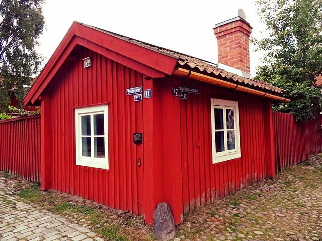 Bultkaleriks stuga, Elsborg, Falun