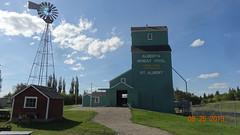 Grain Elevator Park, St. Albert, Alberta