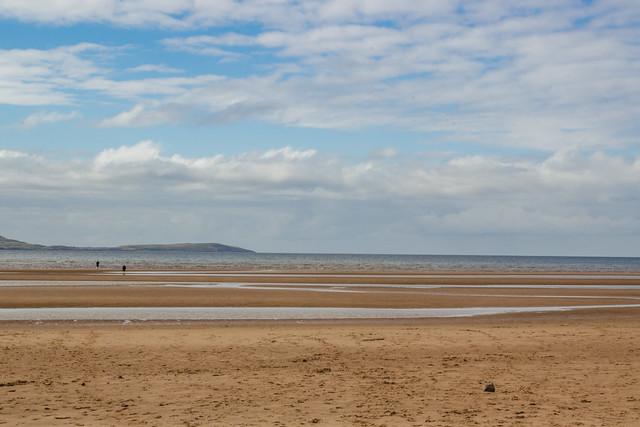 A Brilliant Scottish Beach