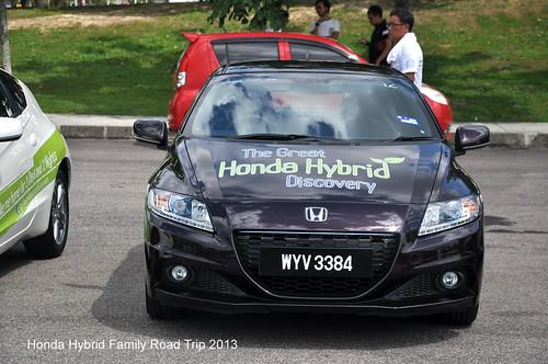 Honda Hybrid Family Road Trip 12