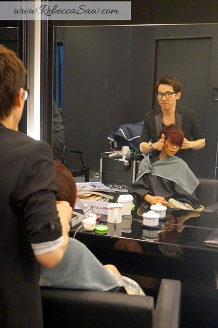 Hair makeover by Kevin Woo - Centro Hair Salon -001