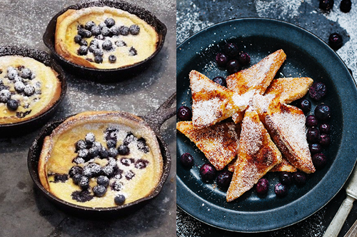 13 Ways with Blueberries
