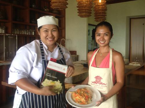 Kamalaya Koh Samui cooking class