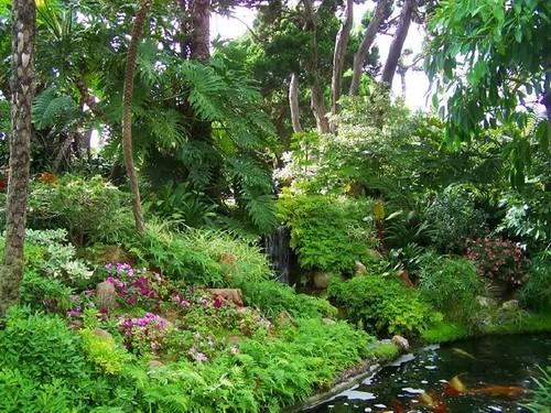 Self-Realization Gardens