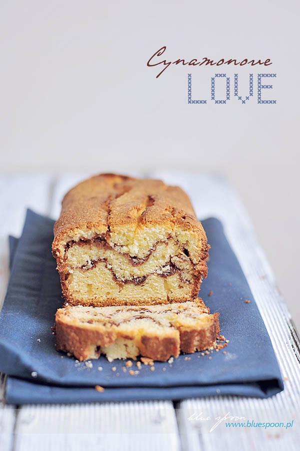 proste ciasto z cynamonem - przepis