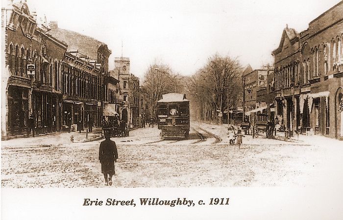 Historical The City Of Willoughby