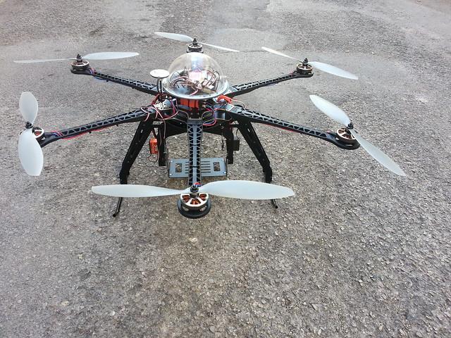 Hexacopter 1447