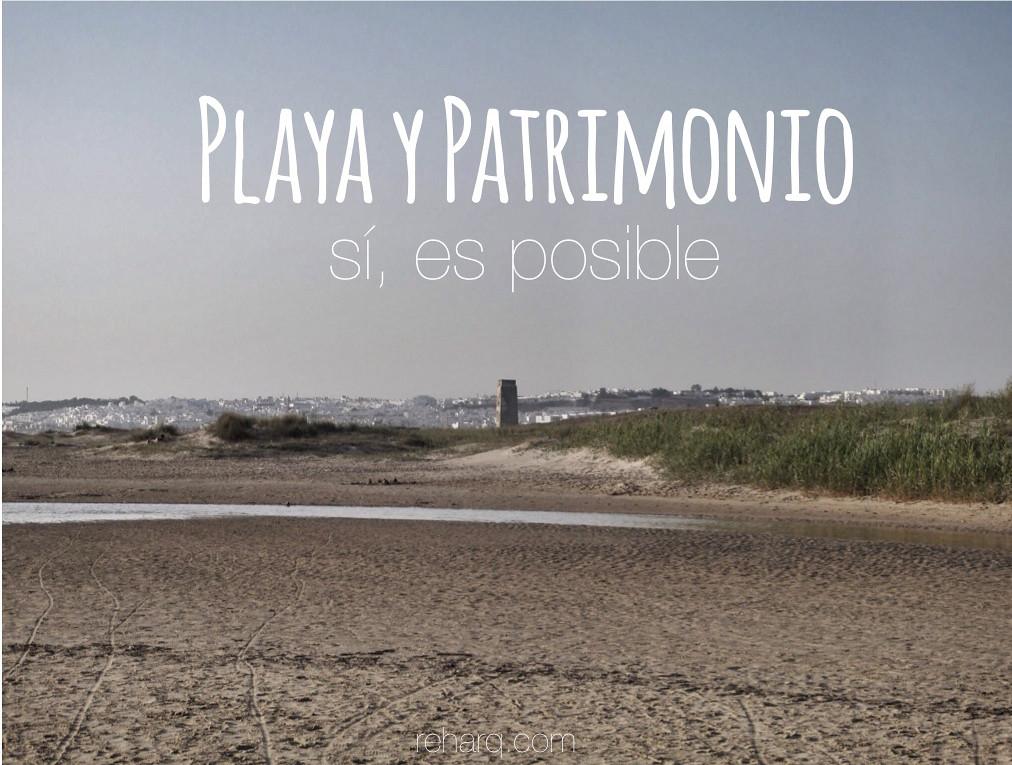reharq_playa y patrimonio_cádiz