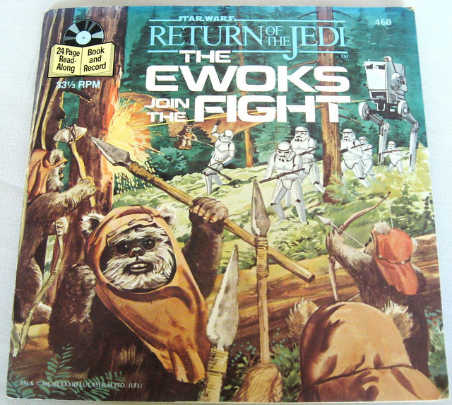 bookrecord_starwars_ewoks