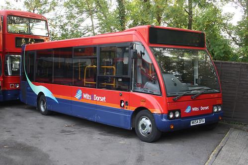 Wilts & Dorset 3702