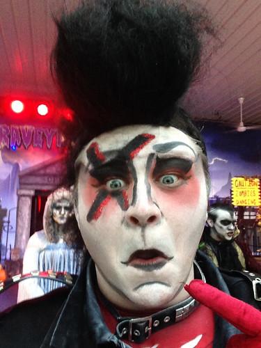 Rocker zombie