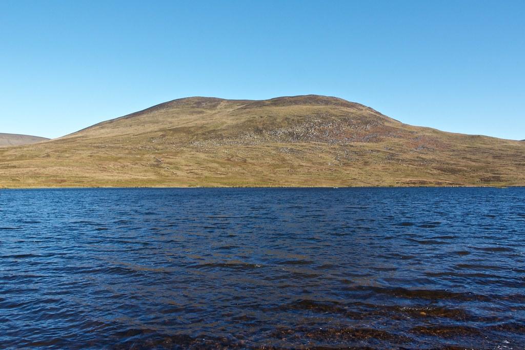 Monamenach and Loch Beanie