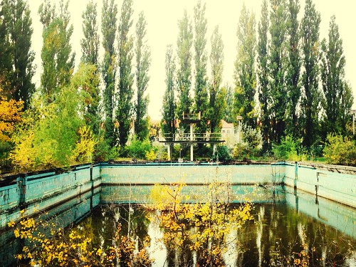 Abandoned Places Berlin Freibad Lichtenberg