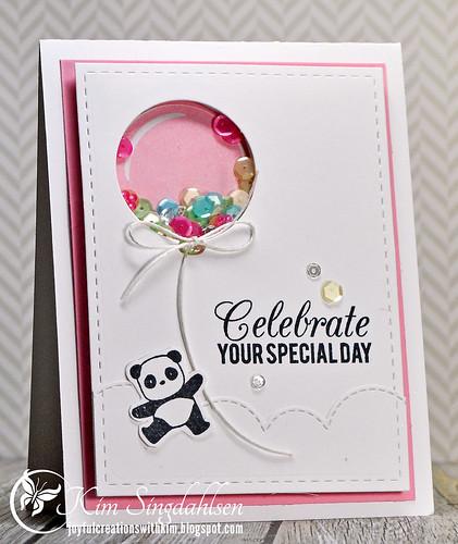 Panda Celebration