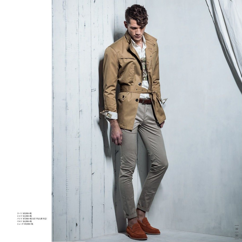 Andrey Zakharov0011_m.f.editorial Men's Spring Collection 2014