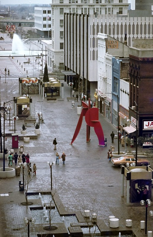 Mid-America Mall - Memphis 1978