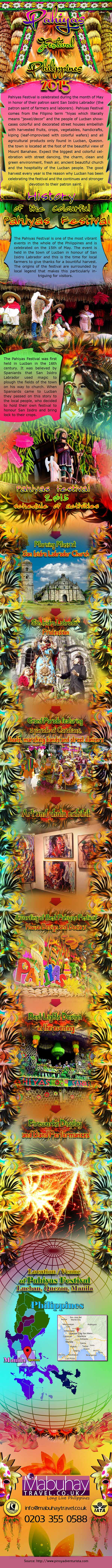 Pahiyas Festival Philippines 2015