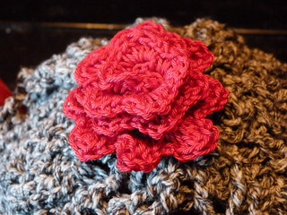 Teacosy rose
