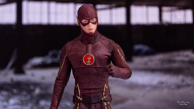 Style tv Series The Day – Flash tv Series